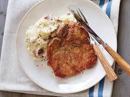 easy comfort food recipes food network pan fried pork chops