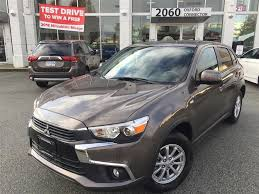 mitsubishi rvr interior used 2017 mitsubishi rvr for sale mission bc