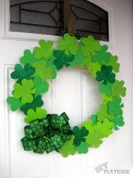 111 best st s day crafts decorations images on
