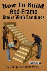 How To Build Stairs In A Small Space How To Build And Frame Stairs With Landings Youtube