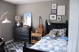 Teen Boys Bedroom Teen Boy Bedroom Paint Ideas Green Unique Wood Tree Wall Interior