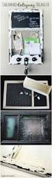 Diy Entryway Organizer 31 X 24 Wall Organizer With Larger Mail Cubby By