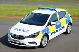 vauxhall gets uk u0027s biggest police car order gm authority