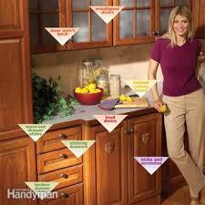 how to make kitchen cabinets look new 10 simple kitchen cabinet repairs diy