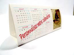 calendrier de bureau photo impression calendrier chevalet bureau votre calendrier chevalet