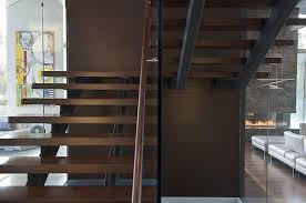 Contemporary Staircase Design Modern Staircase Design Decor References