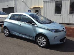 renault kid renault zoe test drive review exclusive cleantechnica