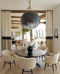 curtain ideas for dining room raumtrenner curtain ideas for a functional room divider hum ideas