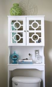 plain brilliant over the tank bathroom space saver cabinet best 25