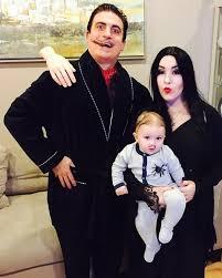 Addams Family Costumes Morticia And Gomez Addams Costume