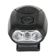clip on visor light trixes black 3 led clip on hat visor light cing walking hands