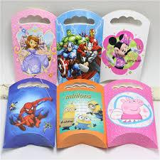 minion gift bags 8pcs lot minion minnie goody bag boys party