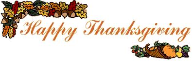 lauras thanksgiving signatures