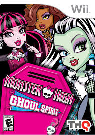 Spirit Halloween Monster High by Monster High Ghoul Spirit Video Game For Wii And Ds