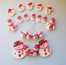 176 best polymer clay jewelry christmas images on pinterest