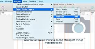 10 new sketch plugins to improve your design workflow