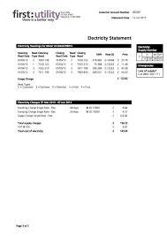 first utility bill explained myutilitygenius