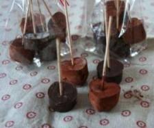 thermomix geschenke aus der küche trinkschokolade am stiel geschenk aus der küche rezept thermomix