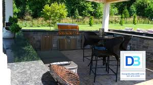 Outdoor Kitchen Pavilion Designs by Copper Roof Outdoor Kitchen Pavilion In Howard County Youtube