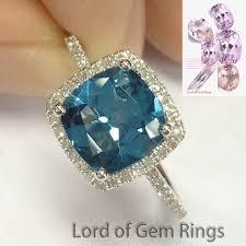 blue topaz engagement rings best 25 topaz engagement rings ideas on blue topaz