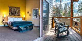 one bedroom villas rush creek lodge