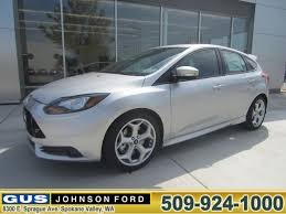 ford focus for sale 1000 ford focus for sale in spokane gus johnson ford