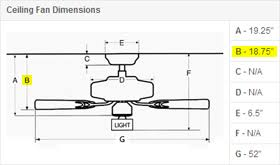 how to select a ceiling fan how to select a ceiling fan downrod fan learning center