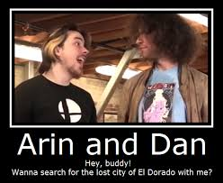 Game Grumps Memes - game grumps arin and dan by masterof4elements on deviantart