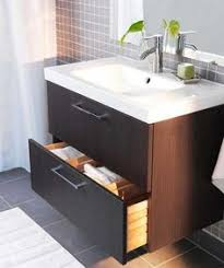 perfect for my bathroom want a floating vanity with basin on top