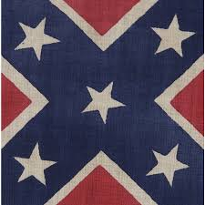 Flag And Cross Jeff Bridgman Antique Flags And Painted Furniture Confederate