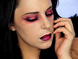 Vampire Halloween Makeup Tutorial 21 Simple U0026 Pretty Look Angel Halloween Makeup Ideas