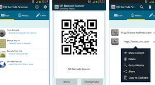 barcode reader app for android top 6 qr code barcode scanner apps for android device