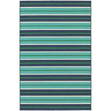 Outdoor Rug 6 X 9 Striped 6 X 9 Outdoor Rugs Rugs The Home Depot