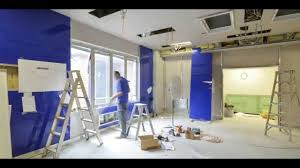 endoalpha operating room glass wall installation time lapse st