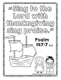 Thanksgiving Coloring Sheets Kindergarten Thanksgiving Bible Printables U0026 Crafts
