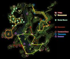bag of tricks vol 68 best trophy farm routes in chult