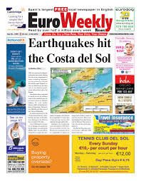 long term car hire europe euro weekly news costa del sol 28 january 3 february 2016