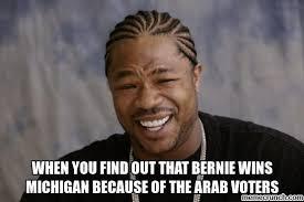 Arab Meme - vote meme