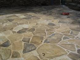 Flagstone Patio Installation Cost by Installing Flagstone Patio Diy Flagstone Patio Ideas U2013 Three
