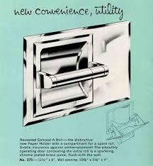 Vintage Bathroom Accessories 18 Rare Vintage Hall Mack Bathroom Accessories Retro Renovation