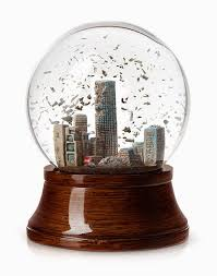 laing projects snow globes