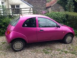 pink ford ka meu ccarro pinterest ford and cars
