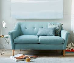 Small Sofa Designs Small Sofas U0026 Sectionals West Elm