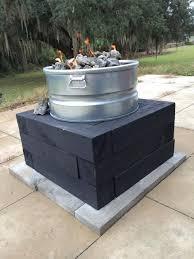 build a propane fire table beautiful build a propane fire pit diy propane fire pit fire pit