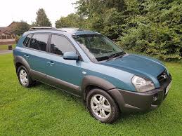 2007 56 hyundai tuscon 2 0 crdi cdx manual 4x4 mot jan 2018 f