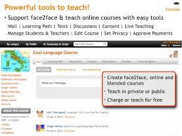 online class platform course manager app demo sclipo online cus platform