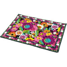 Vera Bradley Twin Comforter Vb Va Va Bloom Polyvore
