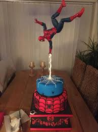 the 25 best spider man cakes ideas on pinterest spiderman