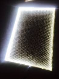 led strip lights projects diy led frame project for the force awakens poster yakface com