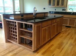 kitchen island wine rack kitchen island with wine rack plans kitchen island